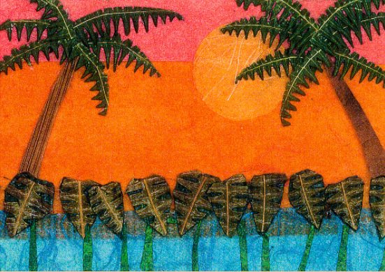 Hawaiian Greeting Cards