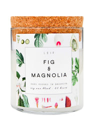 Fig & Magnolia Botanist Candle