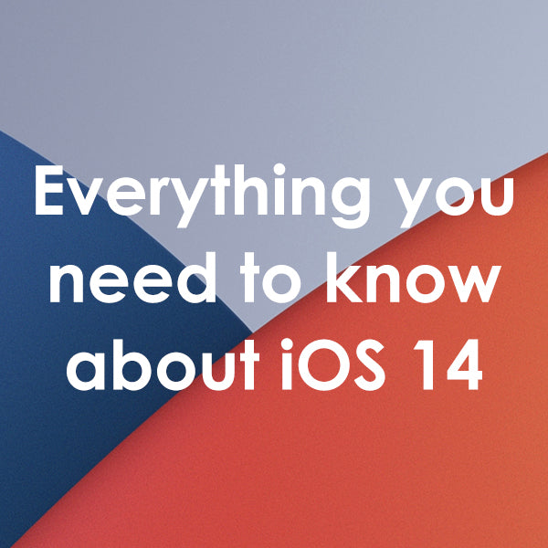 Everything you need to know about iOS 14