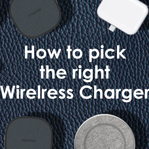 Tangled trying to decide on a wireless charger?