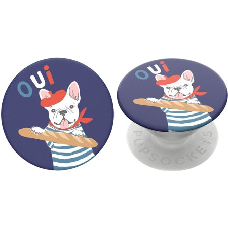 Popsockets Universal Grip Holder - Frenchie | Popsockets
