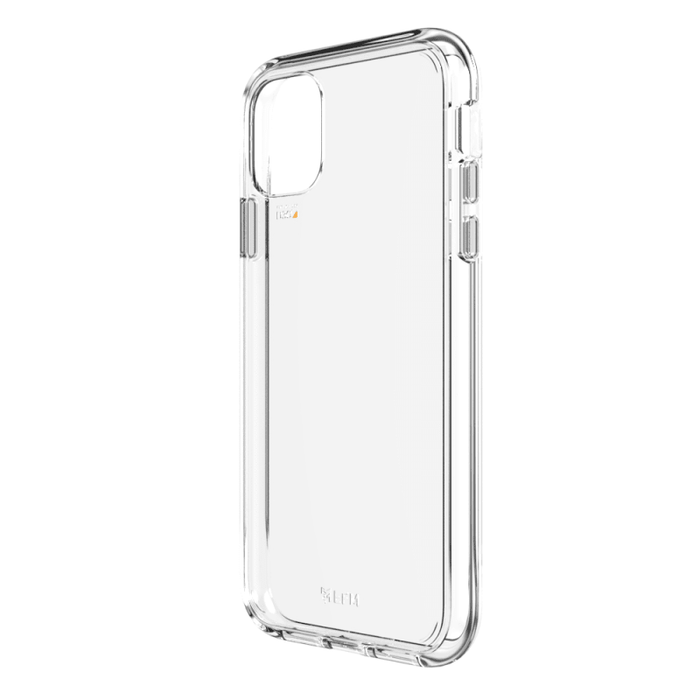 EFM Aspen D3O Crystalex Case for iPhone XR/11 - Clear