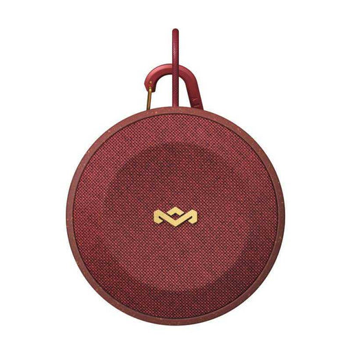 House of Marley No Bounds Bluetooth Speaker - Red