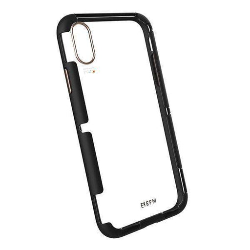 EFM Cayman D3O Case Armour for Apple iPhone Xs Max - Black/Copper | EFM