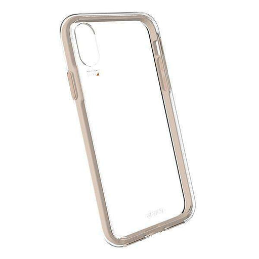 EFM Aspen D30 Case Armour for Apple iPhone Xs Max - Clear/Gold | Tekitin Technology