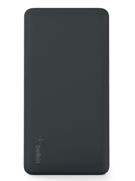 Belkin Pocket Power 5,000 mAh Power Bank - Black | Belkin
