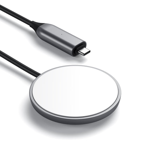 Satechi USB-C Magnetic Wireless Charger Tekitin Technology