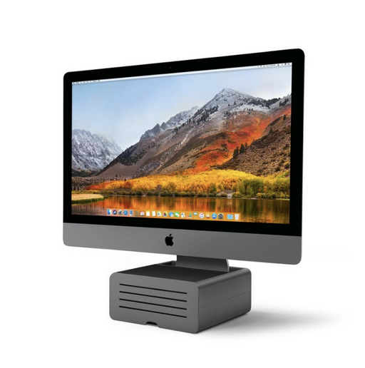 Twelve South HiRise Pro for iMac - Gunmetal | Twelve South