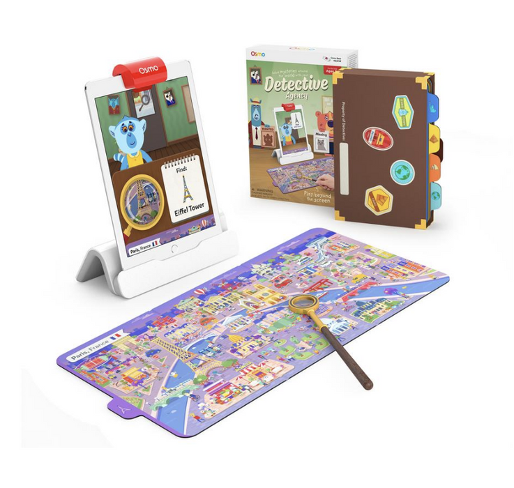 Osmo Detective Agency Game - Expansion | Osmo