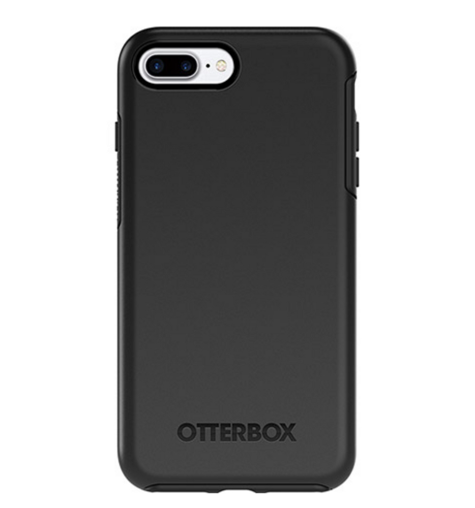 OtterBox Symmetry Case for Apple iPhone 7/8 Plus - Black | OtterBox