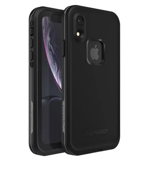 "Lifeproof FRE Case for Apple iPhone XR (6.1"") - Asphalt (Black) 