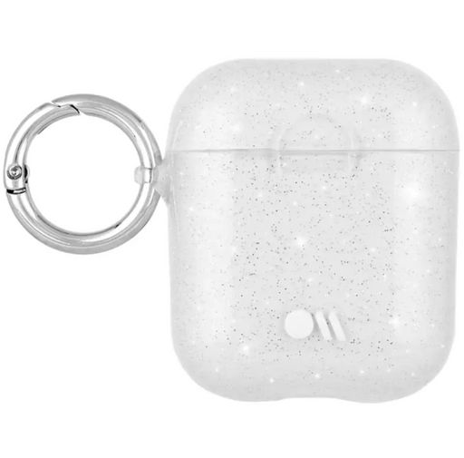 Case-Mate Flexible Air Pods Hook Ups Case and Neck Strap - Clear | Case-Mate
