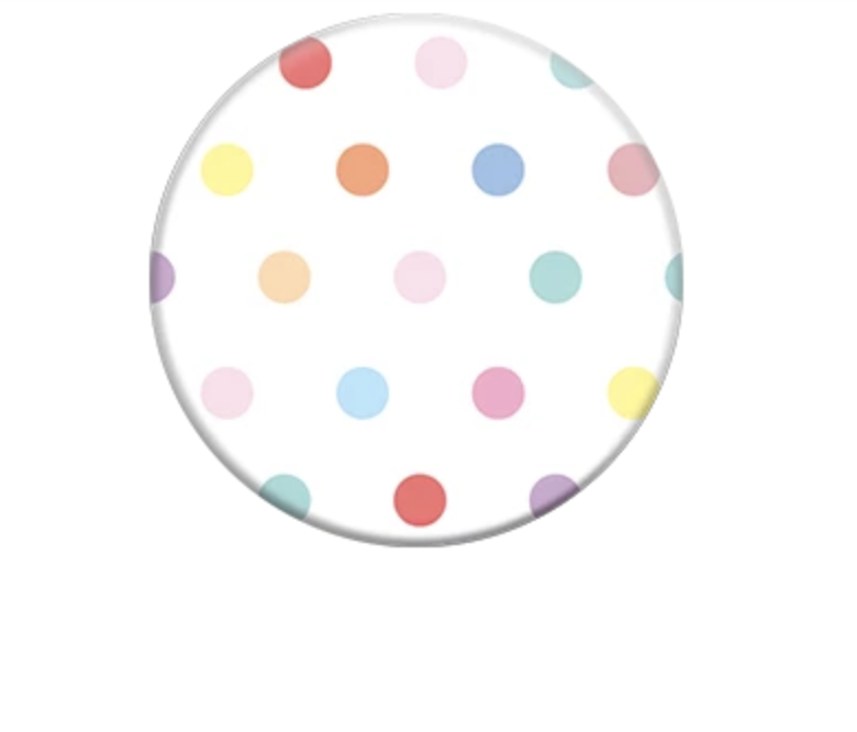 Popsockets Universal Grip Holder - Polka Multi | Popsockets