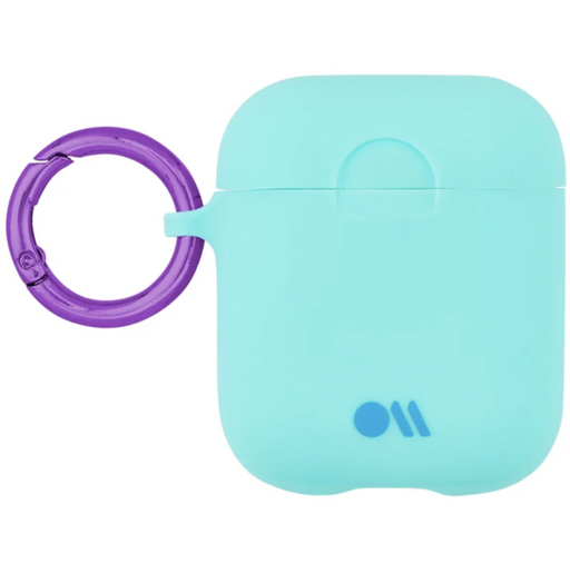 Case-Mate Flexible Air Pods Hook Ups Case and Neck Strap - Blue | Case-Mate