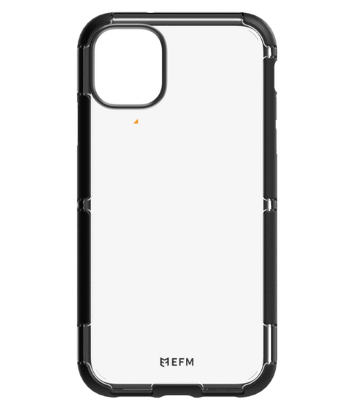 EFM Cayman D3O Case Armour For iPhone 11/XR - Black / Space Grey | EFM