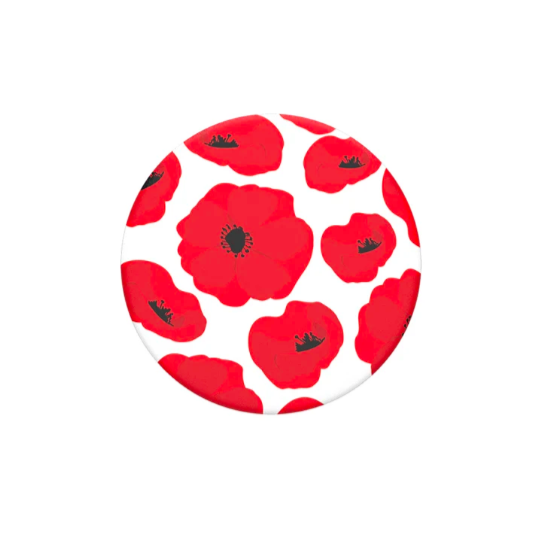 Popsockets Swappable PopTop - Scandi Poppies | Popsockets