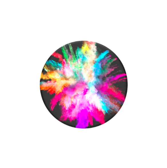 Popsockets Universal Grip Holder  - Colour Burst Gloss | Popsockets