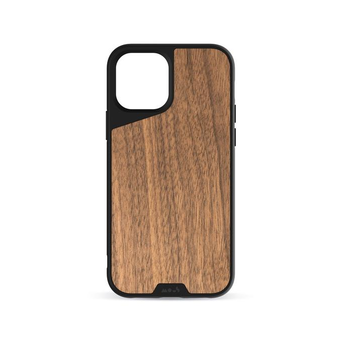 Mous Limitless 3.0 Walnut Case for iPhone 12 Mini