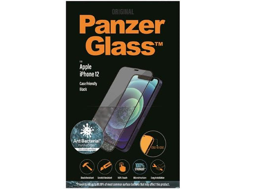 PanzerGlass Case Friendly Screen Protector for iPhone 12 Pro Max Tekitin Technology