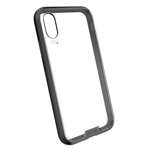 EFM Verona D30 Case Armour for Apple iPhone Xs Max - Black/Slate Grey | EFM