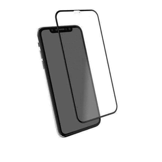 "EFM TT Sapphire + Screen Armour suits iPhone XR (6.1"") - Clear/Black Frame 