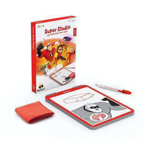 Osmo Super Studio Game - Pixar The Incredibles 2 | Osmo