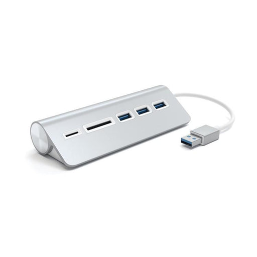 Satechi 3-Port USB 3.0 Hub w/ Card Reader