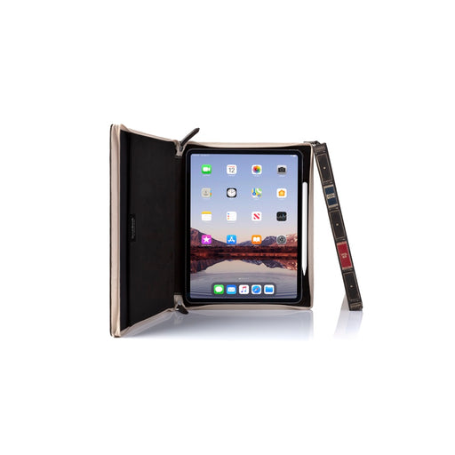 "Twelve South BookBook Case Vol. 2 for 12.9"" iPad Pro (4th Gen) Tekitin Technology"