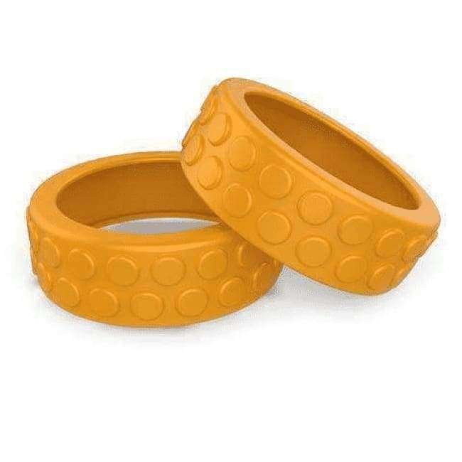 Sphero Ollie Nubby Tyres - Orange | Sphero
