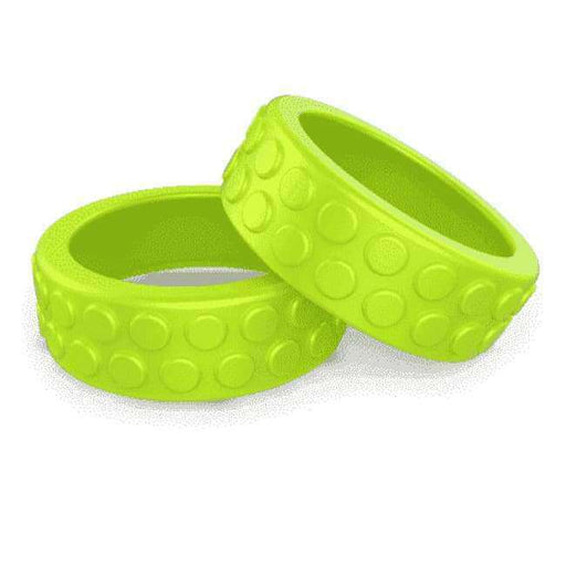 Sphero Ollie Nubby Tyres - Yellow | Sphero