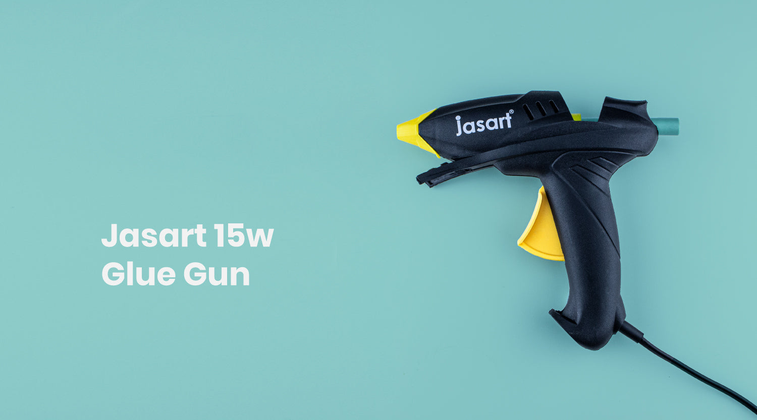 Jasart 15w Glue Gun - Make Wax Seals with Sealing Wax and an ordinary Glue Gun!