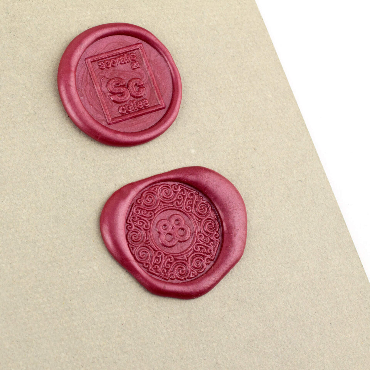Wax Seal Stamp - Custom Designs