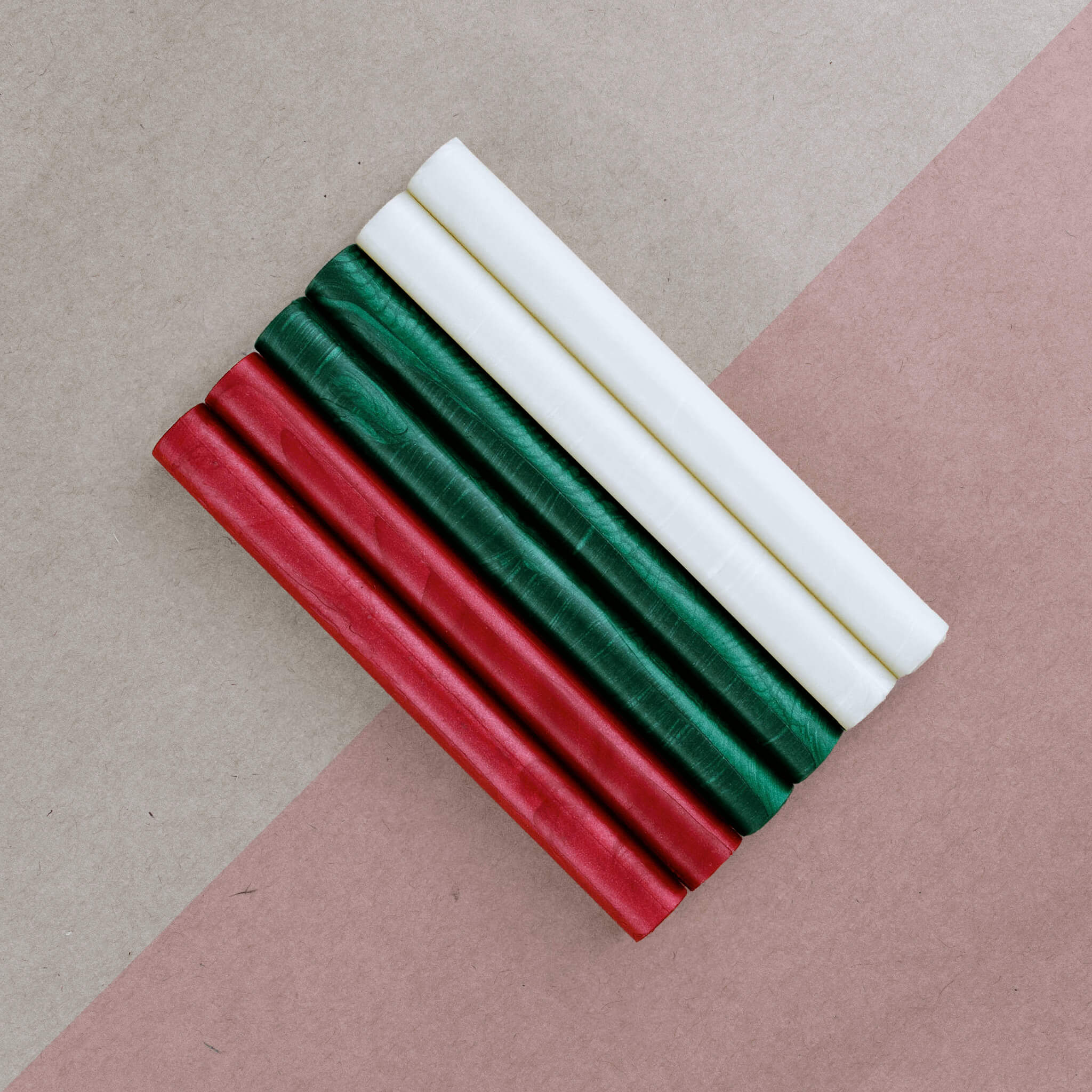 Flexible Sealing Wax Sticks - Christmas Edition