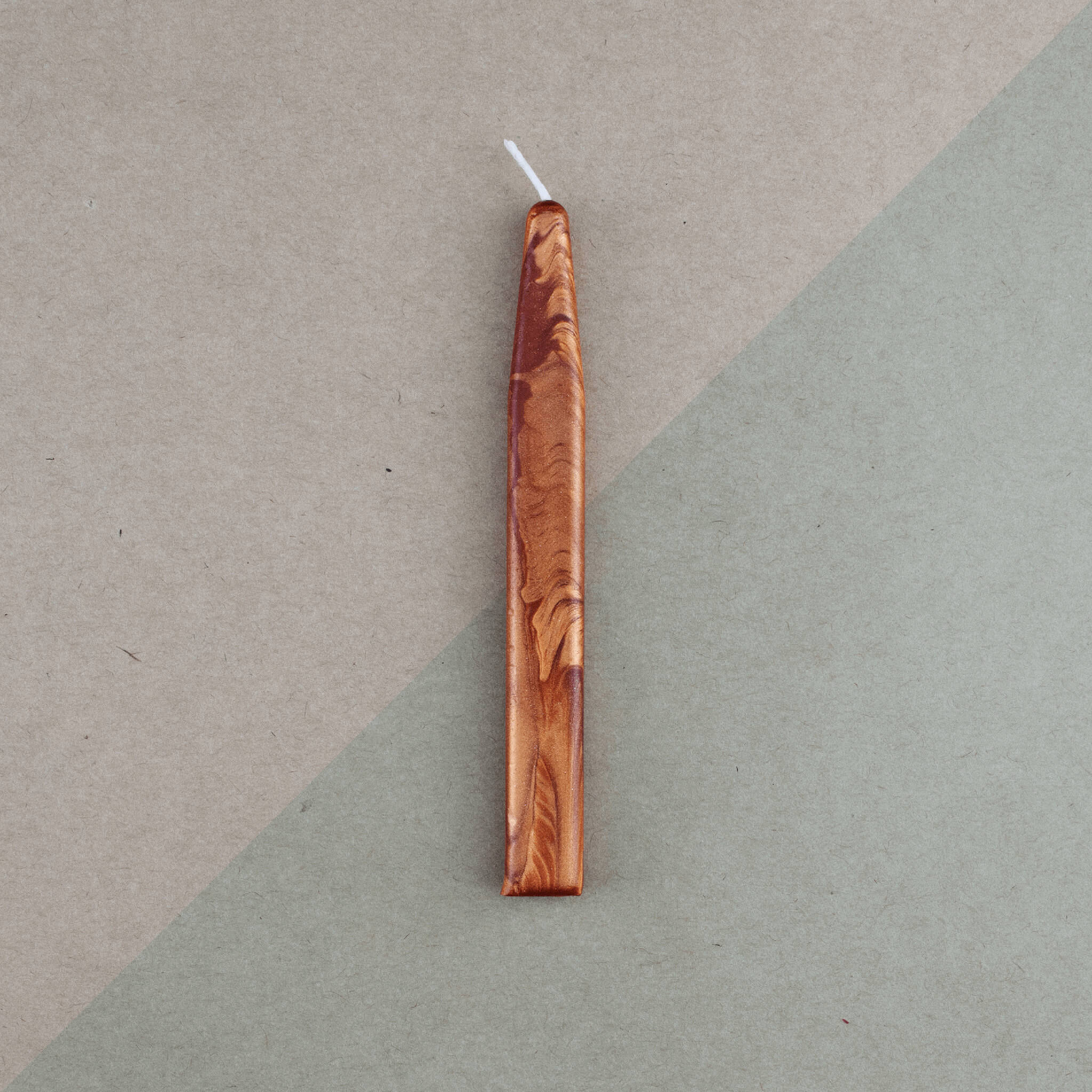 Kustom Haus Traditional Sealing Wax Stick with Wick - Copper