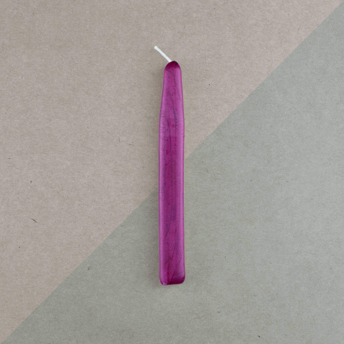 Kustom Haus Traditional Sealing Wax Stick with Wick - Fuchsia Pearl