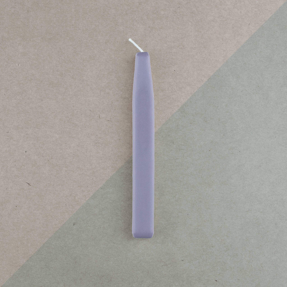 Kustom Haus Traditional Sealing Wax Stick with Wick - Smokey Lavender