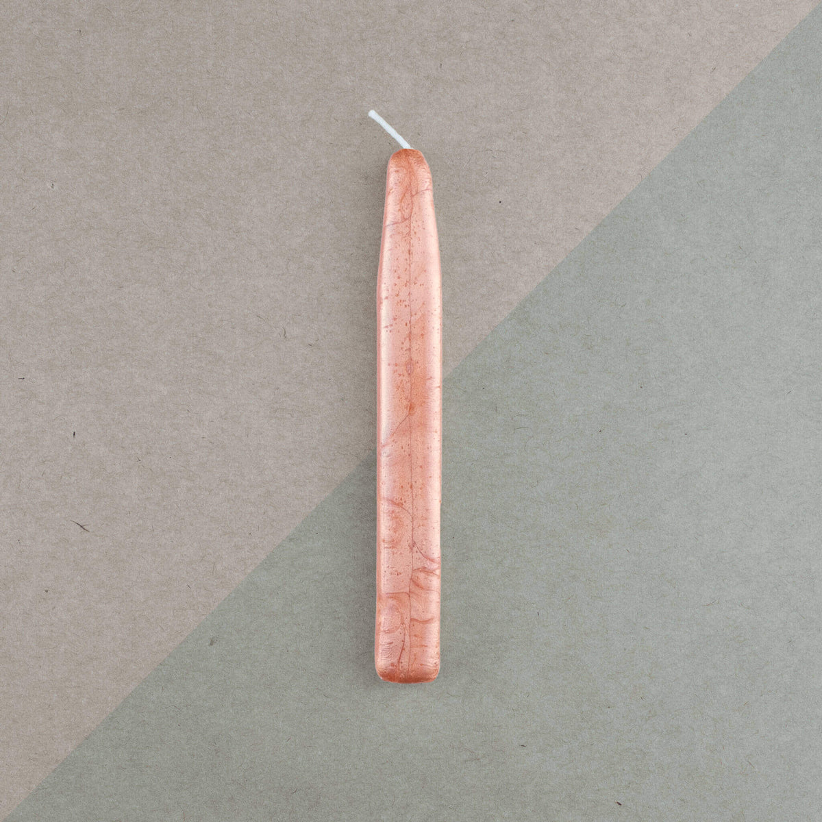 Kustom Haus Traditional Sealing Wax Stick with Wick - Tangerine