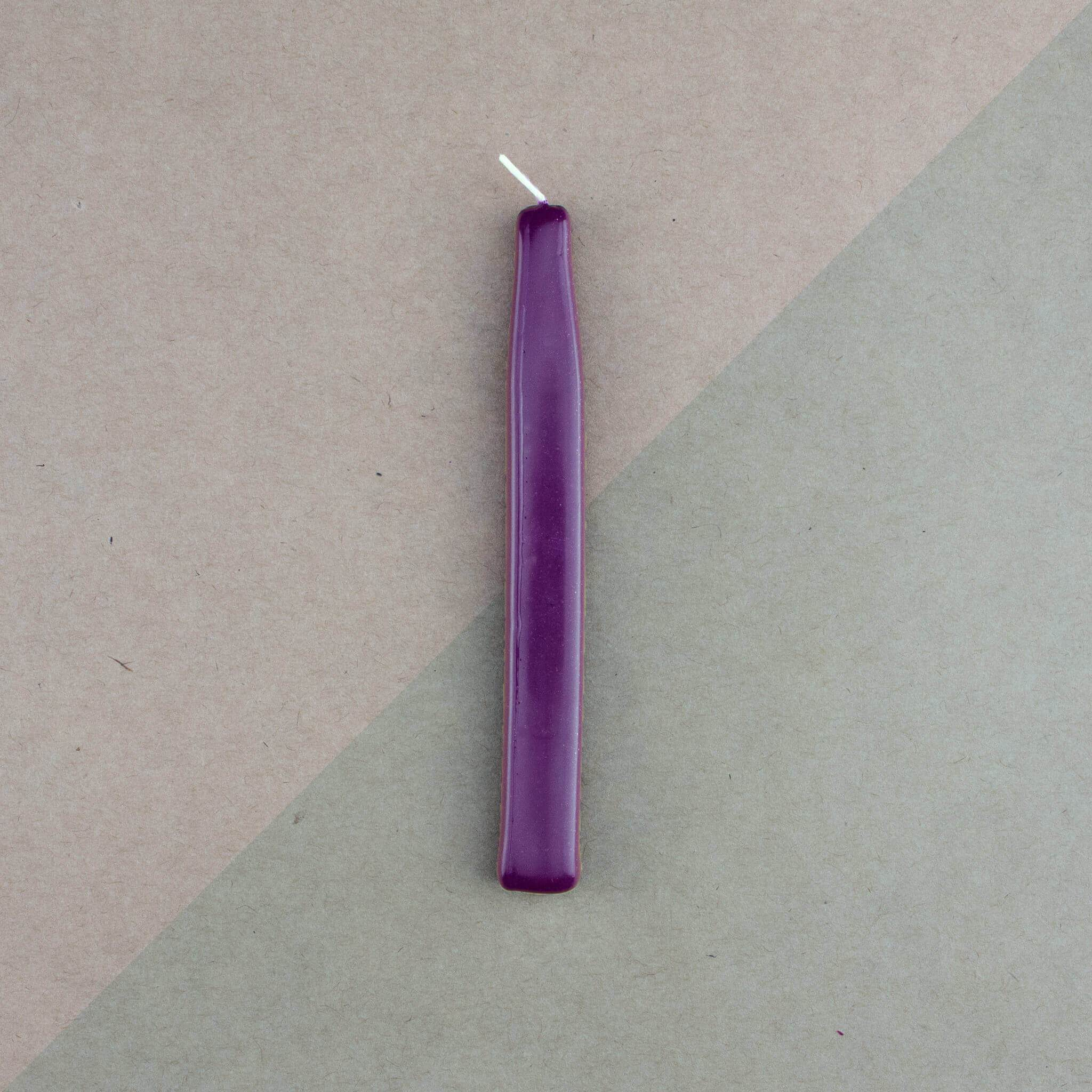 Kustom Haus Traditional Sealing Wax Stick with Wick - Violet