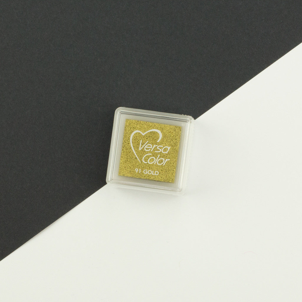 Highlighting Ink Pad Gold - Kustom Haus - 3