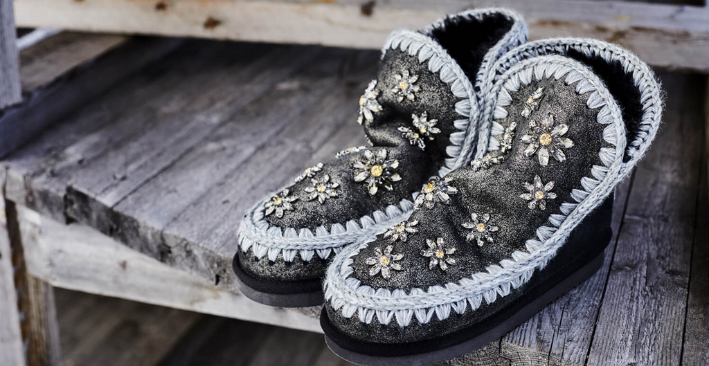 Mou Boots Crystal
