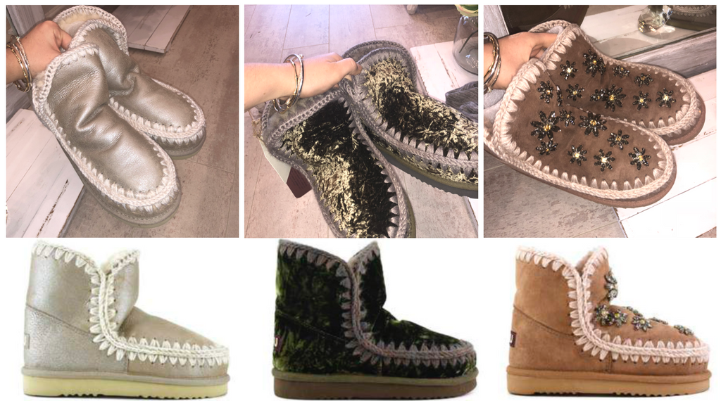 Mou Boots Boho Chic Collection