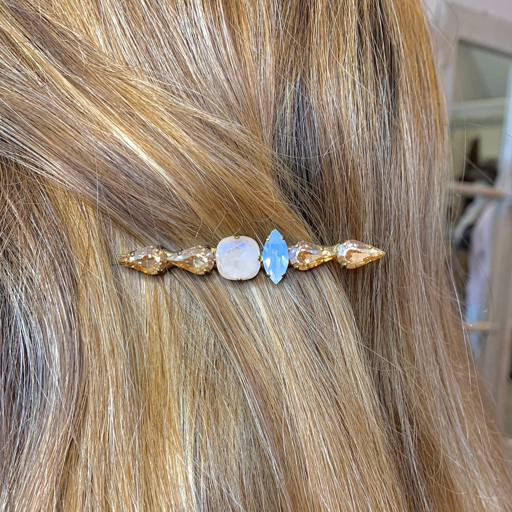 Swarovski Hair Slide