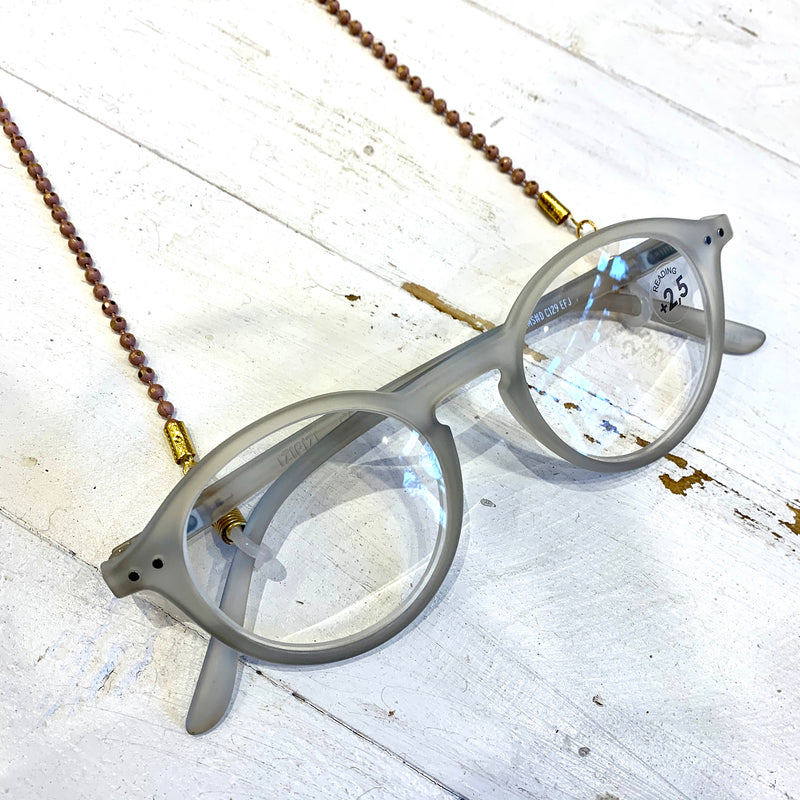 Pink Glasses Chain