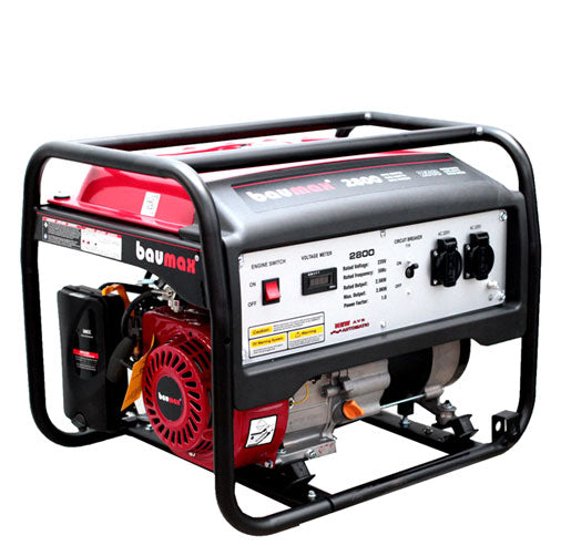 Baumax Generator for Sale Western Cape Town South Africa