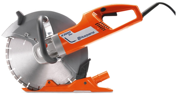 Husqvarna K3000 Vac Power Cutter