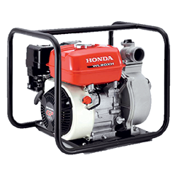 Honda WL20XH Water pump