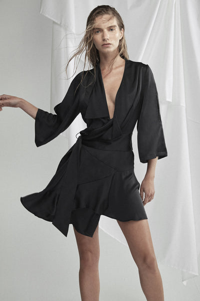 Swindon Wrap Dress