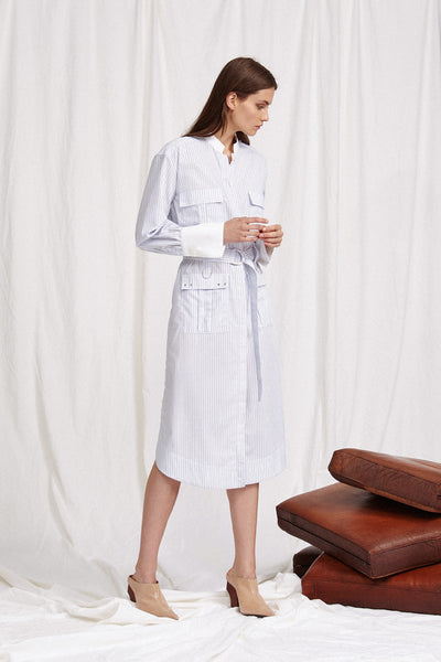 EDWIN SHIRT DRESS