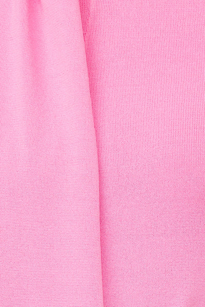 Acler Confetti Pink Stretch Fabric