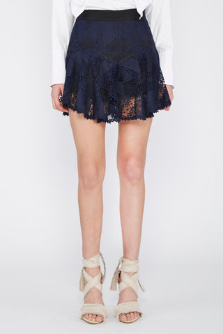 Bentley Lace Short
